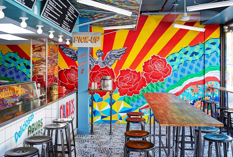 11 Canadian Restaurant Interiors We're Salivating Over