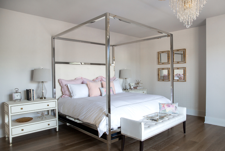 This Master Bedroom Will Teach You How to Go Big Without Going Bold