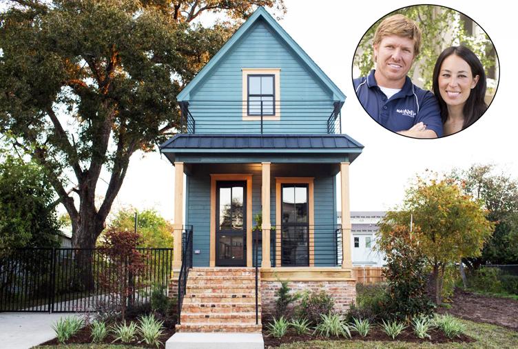 Chip and Joanna's 'Tiny House' From 'Fixer Upper' Hits the Market at a Not-So-Tiny $950K