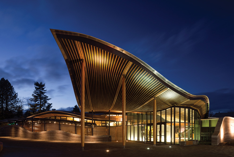 20 of the Greenest Buildings Across Canada