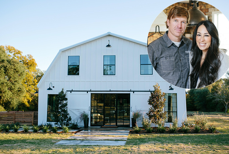 Fixer Upper S Awesome Barndominium Hits The Market With