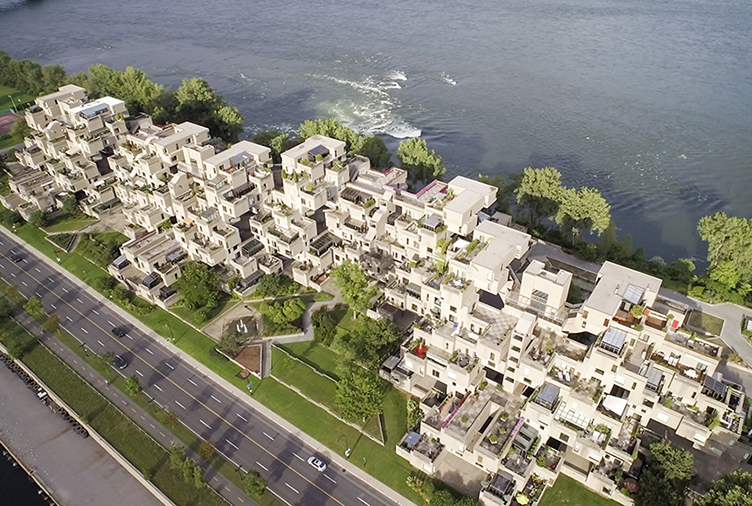 See Inside the Spectacular Canadian Landmark: Habitat 67