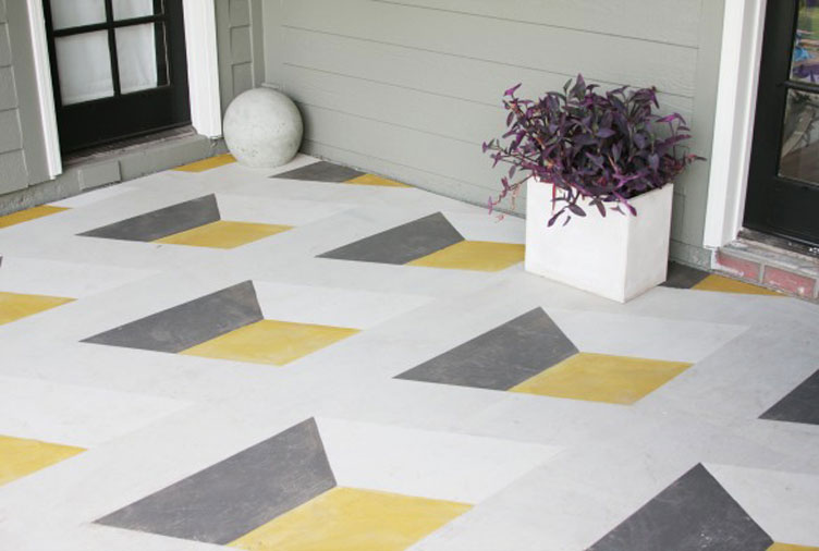4 Budget-Friendly and Beautiful DIY Floors