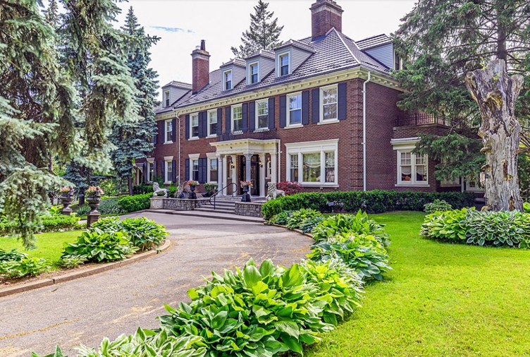 The Biggest, Most Expensive Houses for Sale in Hamilton, Ontario