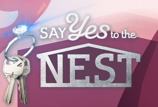 Say Yes To The Nest Hgtv Canada Diy Kitchens