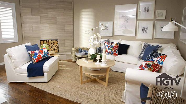 Open House Overhaul Video - Sam Pynn\'s Living Room Design Tips - HGTV.ca