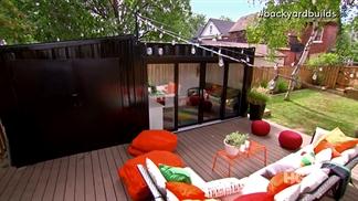 Backyard Builds Video Cake Studio Season 01 Episode 03 Hgtv Ca