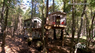 Backyard Builds   How To Build A Treehouse