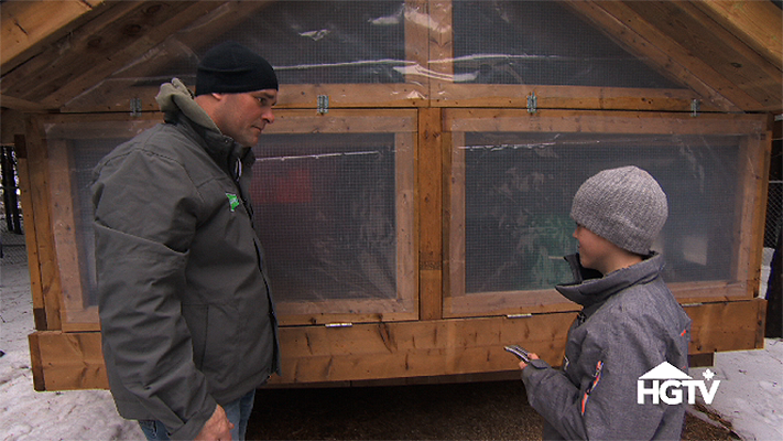 bryan inc video - how to winterize a chicken coop - hgtv.ca