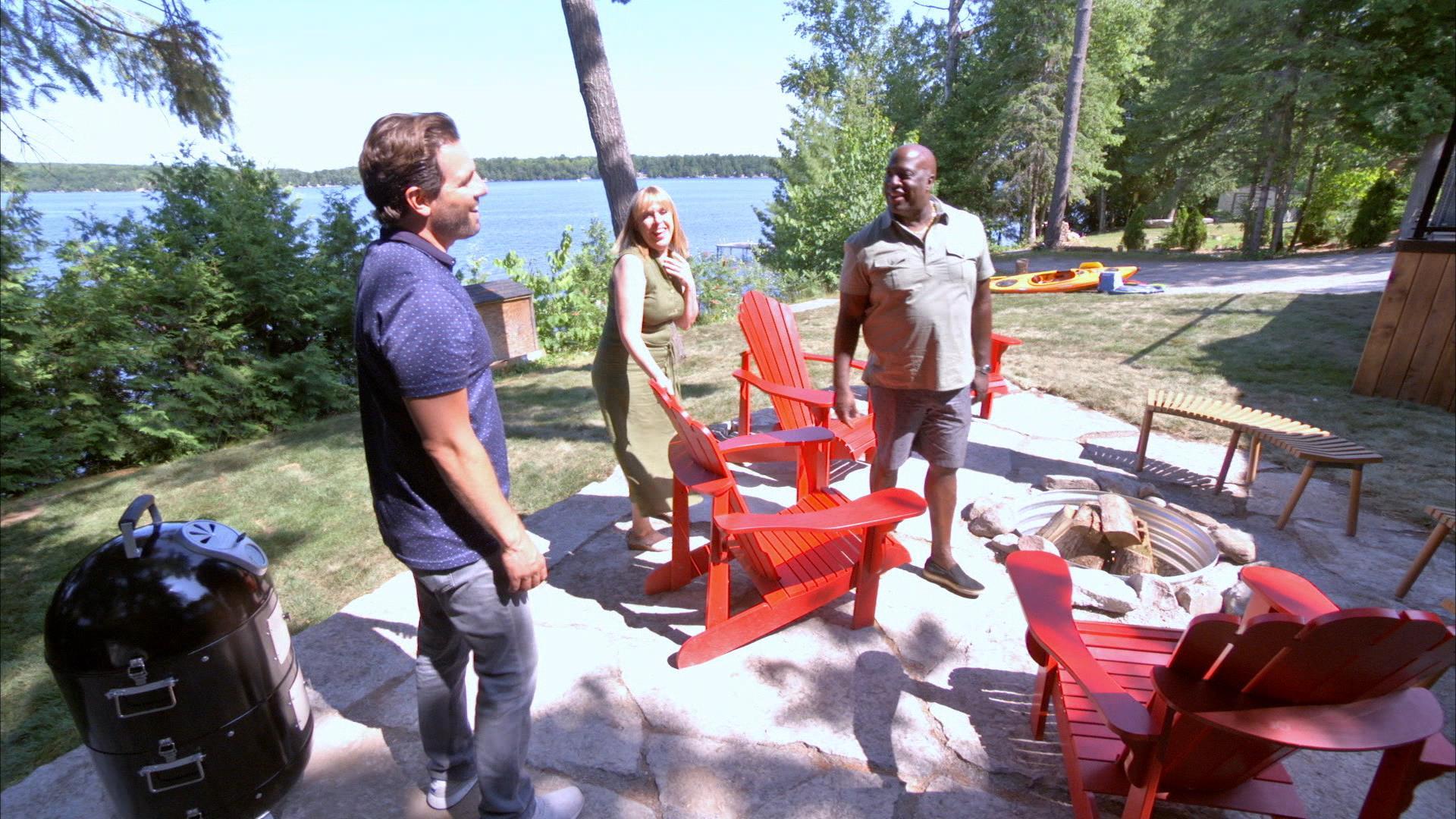 Scott's Vacation House Rules Video - Fishing Retreat ...