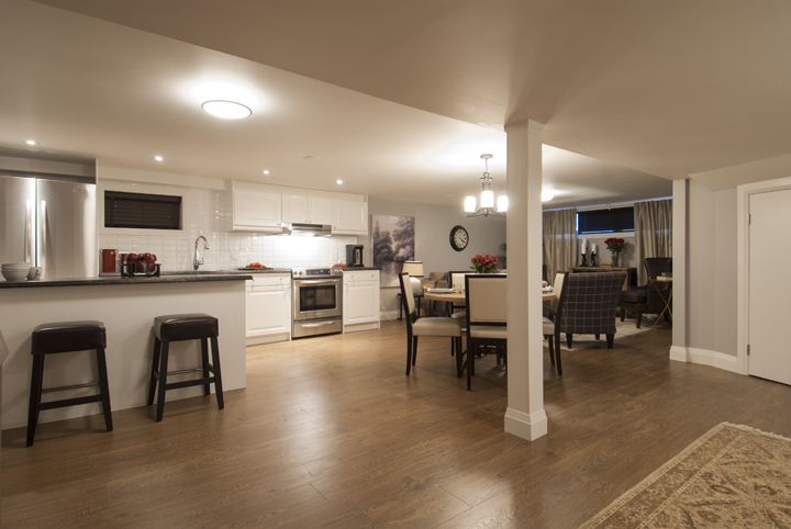 Living in a basement the smartest real estate decision for How much is scott mcgillivray house